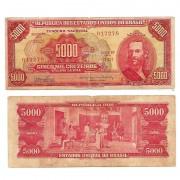 C110 - 5000 Cruzeiros - 1965 - MBC