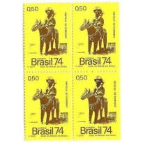 QC0862 - Cultura Popular - Cerâmica - 1974 - MINT