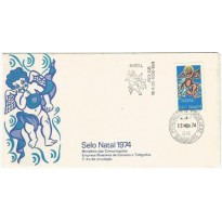 FDC059CBC/CPD - Natal - 1974