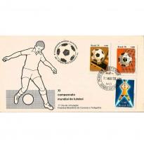 FDC146 CBC - XI Campeonato Mundial de Futebol - 1978