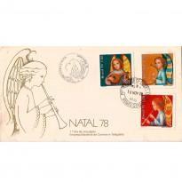 FDC167 CBC - Natal 78 - 1978