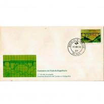 FDC212 CPD - Centenário do Clube de Engenharia - 1980