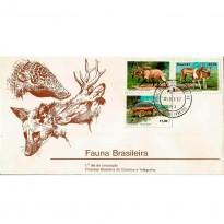 FDC255 CPD - Fauna Brasileira - 1982