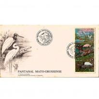 FDC327 - Pantanal Mato-Grossense - 1984