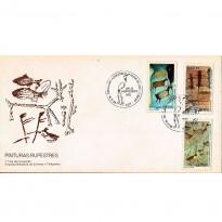 FDC361 - Pinturas Rupestres - 1985