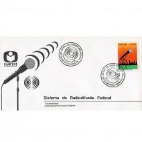 FDC402 - Sistema de Radiofusão Federal - 1986