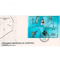 FDC440 - Pesquisas Científicas na Antártica - 1988