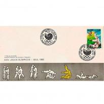 FDC448 - XXIV Jogos Olímpicos - Seul 1988 - 1988