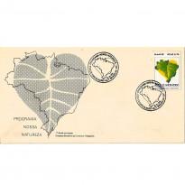 FDC466 - Programa Nossa Natureza - 1989