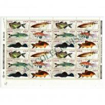 SCF1608 - Peixes de Aguá Doce -1988