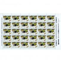 SCF1840 - Preservação da Fauna - Dia Mundial do Meio Ambiente - Besouro - 1993