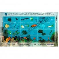 SCF2089 - Oceanos - Um Patrimônio para o Futuro - 1998