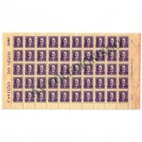 SRF00495 - Vultos Celebres - Serie Bisneta - Joaquim Murtinho - 1954-63