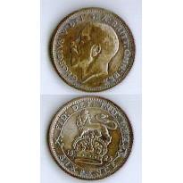 MES - GRB - Km0815a.2 - 6 Pence - Inglaterra - 1925