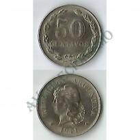 MES - ARG039 - 50 Centavos - Argentina - 1941