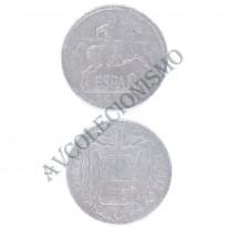 MES - ESP - KM0765 - 5 Centésimos - Espanha - 1940