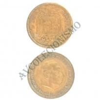 MES - ESP - KM0785 - 2 1/2 Pesetas - Espanha - 1954