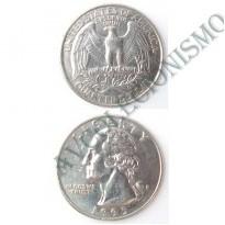 MES - USA - Km164a - Quarter Dólar - Estados Unidos da América - 1995P