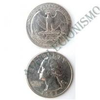 MES - USA - Km164a - Quarter Dólar - Estados Unidos da América - 1993P