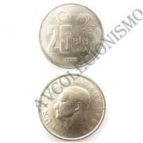 MES - TUR - Km1041 - 25 Bin Lira - Turquia - 1999