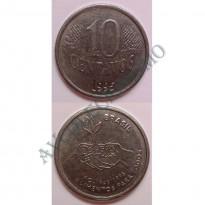 MRS 018 - Moeda 10 Centavos - 1995 - FAO