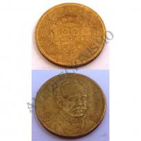 MVM 176 - Moeda 1000 Réis - Bronze-Alumínio - 1939 - SOB