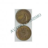 Medalha - Brasil - 1954 - IV Centenário de São Paulo