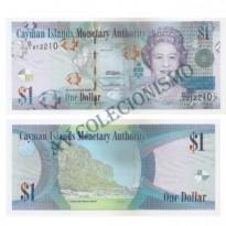 Cédula - Cayman-Island - Kmxxx - 1Dollar - FE