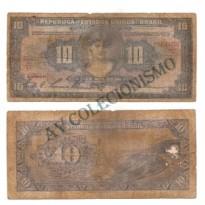 R184  - 10 Mil Reis - 1927 - BC