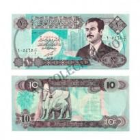 Cédula - Iraque - Km081 - 10 Dinars - 1992 - FE