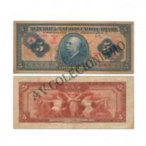 C002 - 5 Mil Reis - 1942 - MBC/SOB