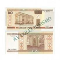 Cédula - Bielorussia - Km024 - 20 Rubros - 2000 - FE