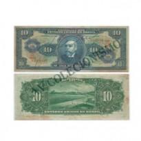 C003 - 10 Mil Reis - 1942 - SOB