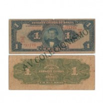 R077 - 1 Mil Reis - 1919 - MBC