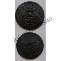 MCU 306 - Moeda XL Réis  - 1790 - SOB