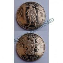 MES - USA - KmXXX - Stampede Dollar - Estados Unidos da America - 1981