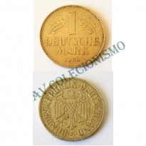 MES - ALE-GFR110 - 1 Mark - Alemanha - 1956F
