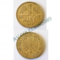 MES - ALE-GFR110 - 1 Mark - Alemanha - 1969J