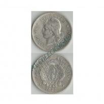MES - ARG028 - 50 Centavos- Argentina - 1883