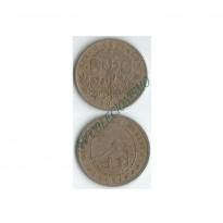 MES - BOL173.1  - 5 Centavos - Bolívia -1918