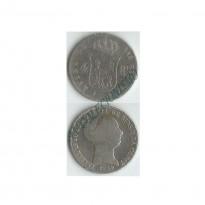 MES - ESP - KM0600.2 - 4 Reales - Espanha -1854