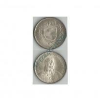 MES - SUI040 - 5 Francos - Suica - 1969b