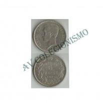 MES - BEL097.1  - 5 Francos - Bélgica -1931