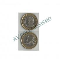 MES - ESP - KM1046 - 1 Euro - Espanha - 2001