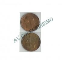 MES - GRB - Km0794.2 - 1 Penny - Inglaterra - 1908
