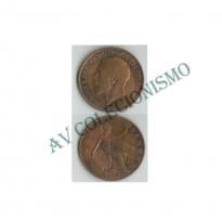 MES - GRB - Km0810 - 1 Penny - Inglaterra - 1920