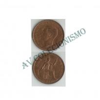 MES - GRB - Km0845 - 1 Penny - Inglaterra - 1944