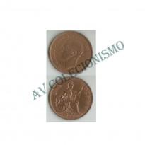 MES - GRB - Km0845 - 1 Penny - Inglaterra - 1945