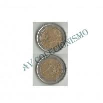 MES - ITA - Km217 - 2 Euros - Italia - 2002R