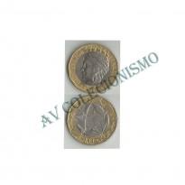 MES - ITA - Km194 - 1000 Liras - Itália - 1998R